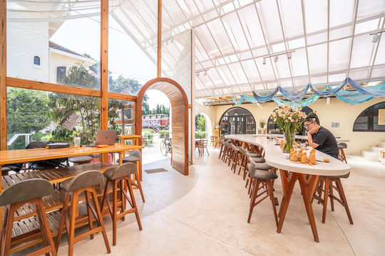 Những quán cà phê đẹp ở Đà Lạt cho bạn tận hưởng nghỉ lễ 30-4 - Ảnh 39.