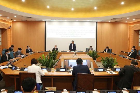 Chủ tịch Hà Nội: Cắt ngay kinh phí đi công tác nước ngoài, quảng bá trên CNN - Ảnh 2.