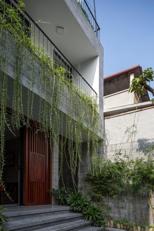 Nhà thiết kế với nhiều khu vườn nhỏ bên trong - Ảnh 2.