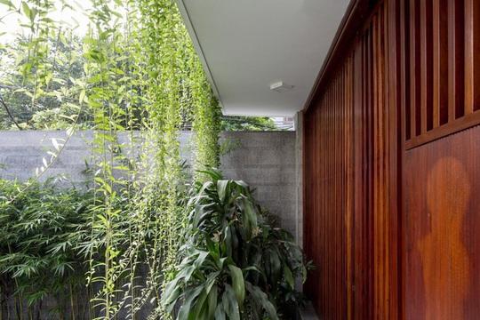 Nhà thiết kế với nhiều khu vườn nhỏ bên trong - Ảnh 3.