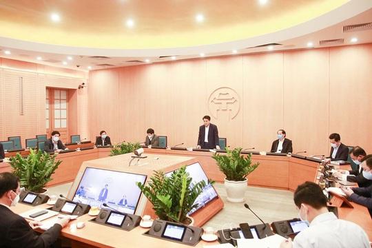 Chủ tịch Hà Nội nhẹ nhõm công bố loạt số liệu liên quan ổ dịch Bệnh viện Bạch Mai - Ảnh 1.
