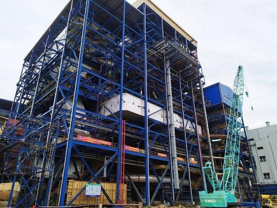 Công bố quyết định thanh tra Dự án nhà máy Nhiệt điện Thái Bình 2 - Ảnh 1.