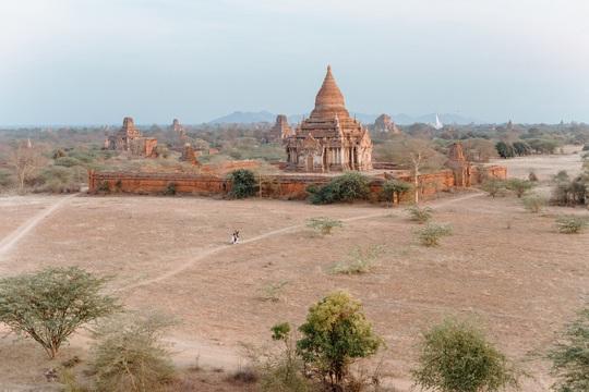 Cuộc sống ở Myanmar là những khung hình bình dị và yên ả - Ảnh 1.
