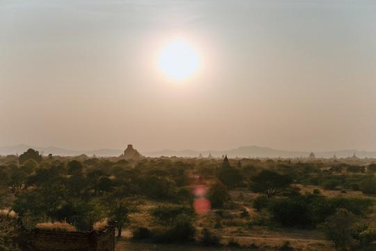 Cuộc sống ở Myanmar là những khung hình bình dị và yên ả - Ảnh 2.