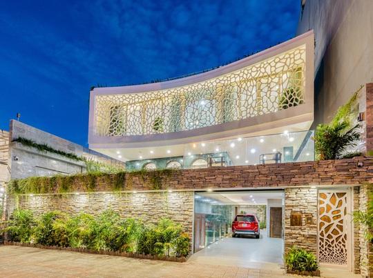Căn biệt thự lấy cảm hứng thiết kế từ những rặng san hô - Ảnh 11.