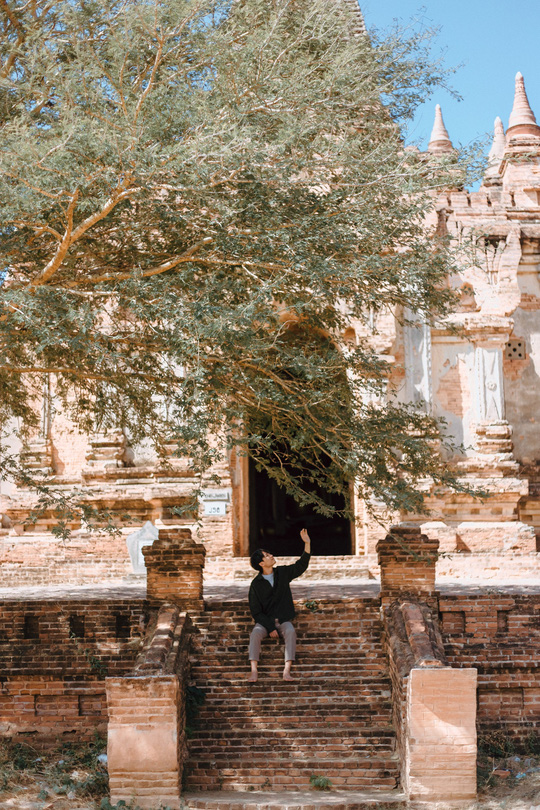 Cuộc sống ở Myanmar là những khung hình bình dị và yên ả - Ảnh 11.