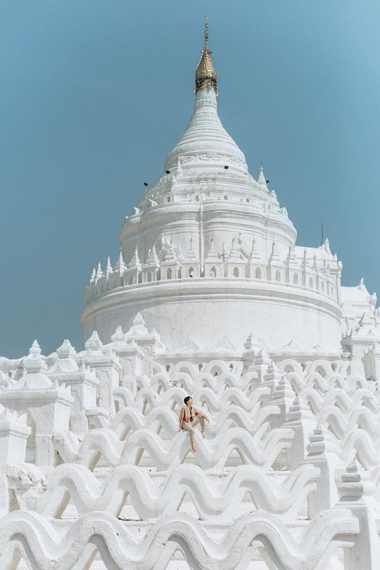 Cuộc sống ở Myanmar là những khung hình bình dị và yên ả - Ảnh 13.