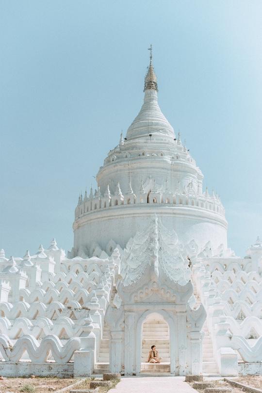 Cuộc sống ở Myanmar là những khung hình bình dị và yên ả - Ảnh 14.