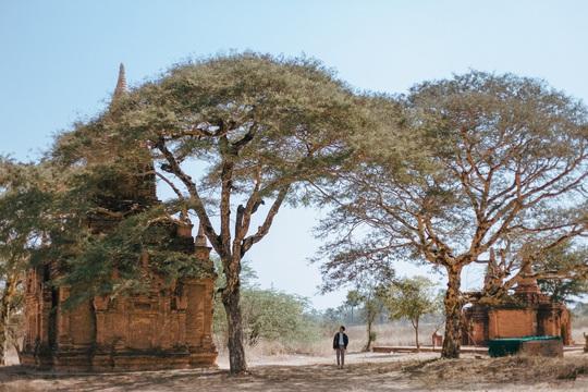 Cuộc sống ở Myanmar là những khung hình bình dị và yên ả - Ảnh 16.