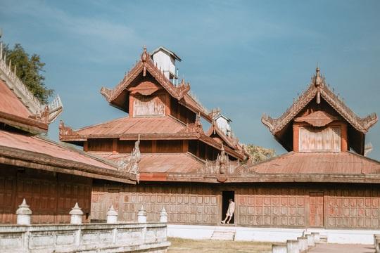 Cuộc sống ở Myanmar là những khung hình bình dị và yên ả - Ảnh 17.