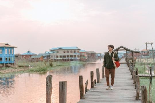 Cuộc sống ở Myanmar là những khung hình bình dị và yên ả - Ảnh 18.