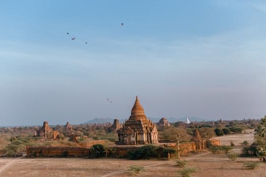 Cuộc sống ở Myanmar là những khung hình bình dị và yên ả - Ảnh 3.