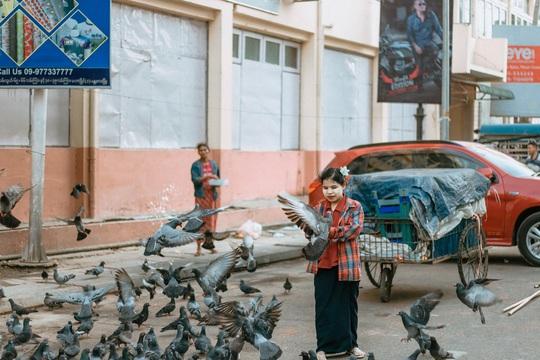 Cuộc sống ở Myanmar là những khung hình bình dị và yên ả - Ảnh 21.