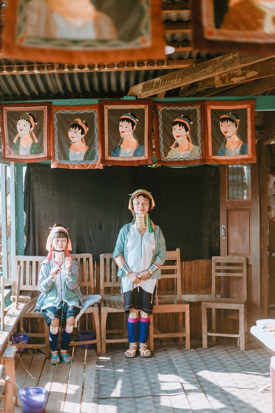 Cuộc sống ở Myanmar là những khung hình bình dị và yên ả - Ảnh 22.