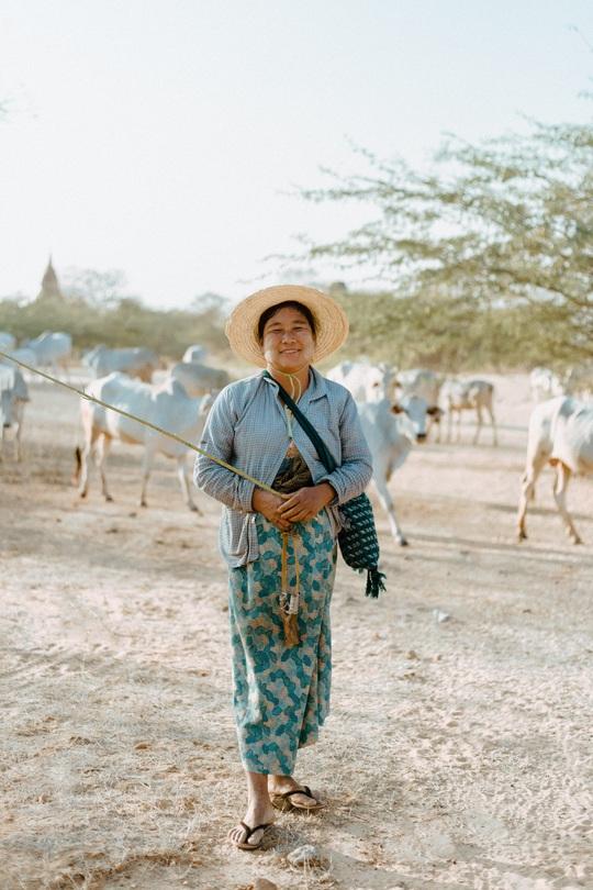 Cuộc sống ở Myanmar là những khung hình bình dị và yên ả - Ảnh 26.