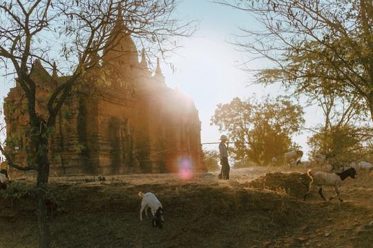 Cuộc sống ở Myanmar là những khung hình bình dị và yên ả - Ảnh 28.