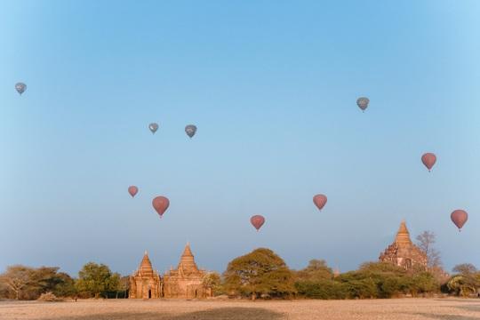 Cuộc sống ở Myanmar là những khung hình bình dị và yên ả - Ảnh 4.