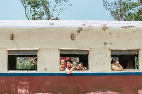 Cuộc sống ở Myanmar là những khung hình bình dị và yên ả - Ảnh 35.