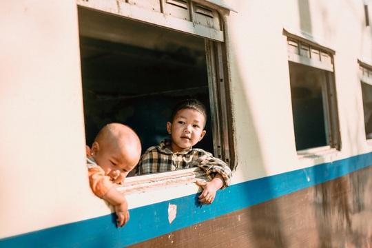 Cuộc sống ở Myanmar là những khung hình bình dị và yên ả - Ảnh 36.