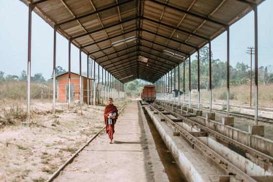 Cuộc sống ở Myanmar là những khung hình bình dị và yên ả - Ảnh 38.