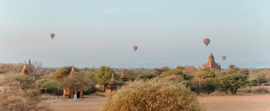 Cuộc sống ở Myanmar là những khung hình bình dị và yên ả - Ảnh 5.