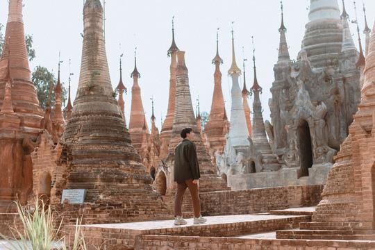 Cuộc sống ở Myanmar là những khung hình bình dị và yên ả - Ảnh 7.