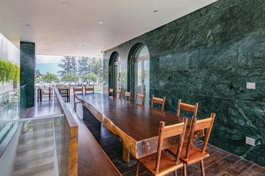 Căn biệt thự lấy cảm hứng thiết kế từ những rặng san hô - Ảnh 8.