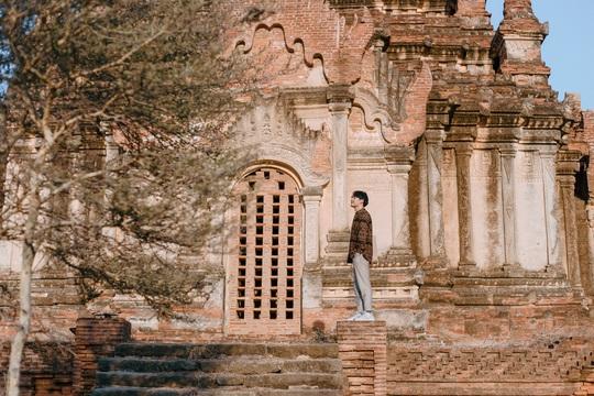 Cuộc sống ở Myanmar là những khung hình bình dị và yên ả - Ảnh 8.
