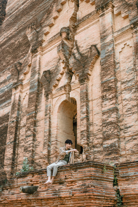 Cuộc sống ở Myanmar là những khung hình bình dị và yên ả - Ảnh 9.