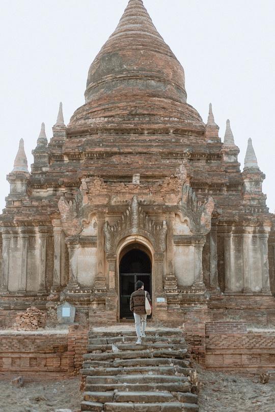 Cuộc sống ở Myanmar là những khung hình bình dị và yên ả - Ảnh 10.