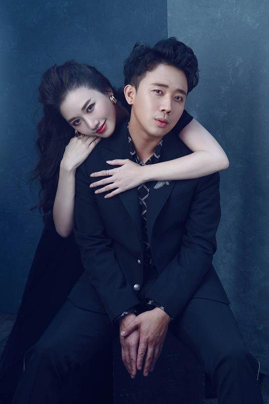 Hari Won bị chỉ trích là dựa dẫm chồng, Trấn Thành nổi đóa - Ảnh 1.