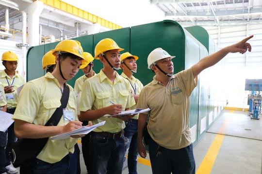 Doanh nghiệp FDI chủ động đào tạo nguồn nhân lực - Ảnh 2.