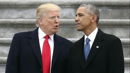 Ông Obama nói cách Tổng thống Trump chống Covid-19 là thảm họa - Ảnh 1.