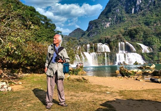 Tan chảy với ảnh phong cảnh của nhà nhiếp ảnh 86 tuổi - Ảnh 1.