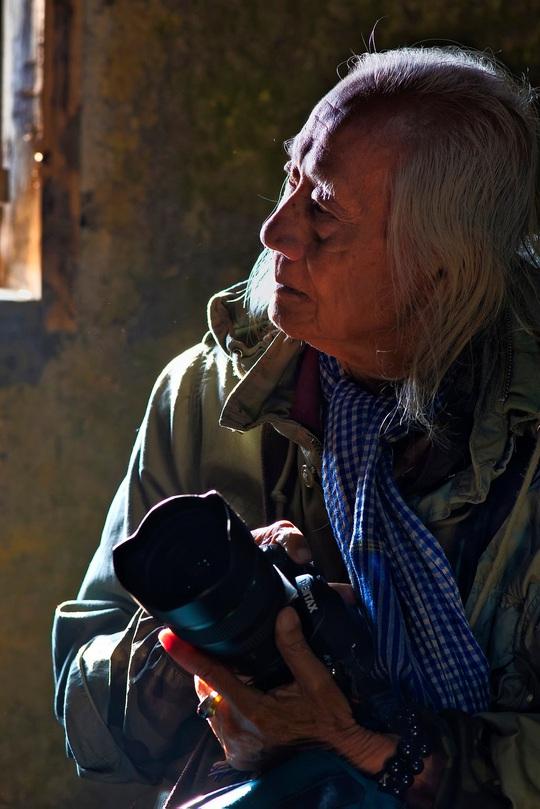Tan chảy với ảnh phong cảnh của nhà nhiếp ảnh 86 tuổi - Ảnh 2.