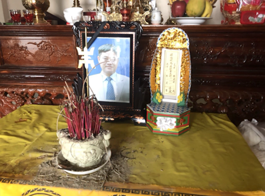 Bí thư xã giết người, đốt xác: Đau lòng khi chôn con mình mà không biết - Ảnh 4.