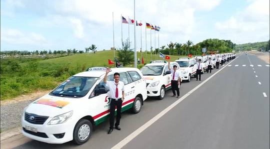 Vinasun Taxi giảm giá cước để chia sẻ khó khăn với khách hàng - Ảnh 1.
