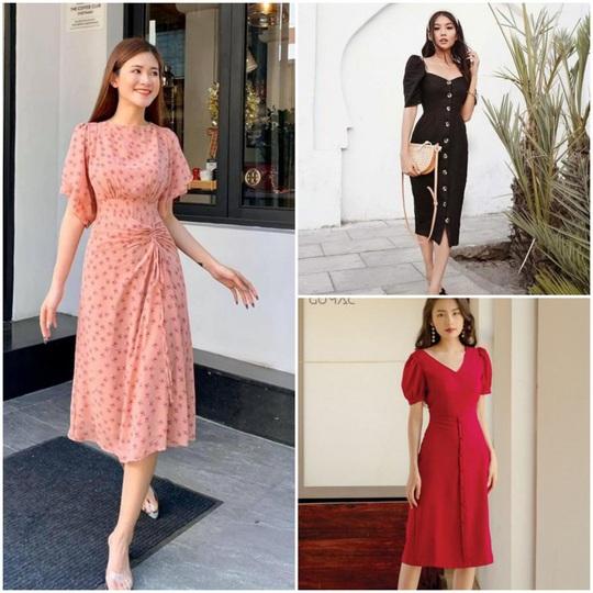 Thời trang mùa hè 2020: Đơn giản và nữ tính - Ảnh 4.