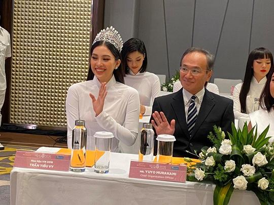 Hoa hậu Việt Nam 2020: Thập kỷ hương sắc - Ảnh 2.
