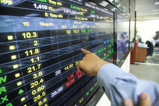 Cổ phiếu chết thanh khoản, lãi tốt cũng… vô nghĩa - Ảnh 1.