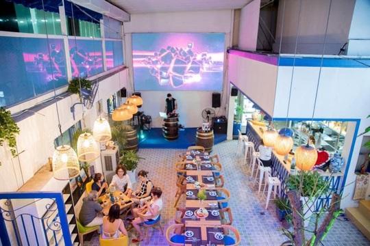 Nhà hàng Baltic thu hút thực khách sau mùa dịch Covid 19 - Ảnh 7.