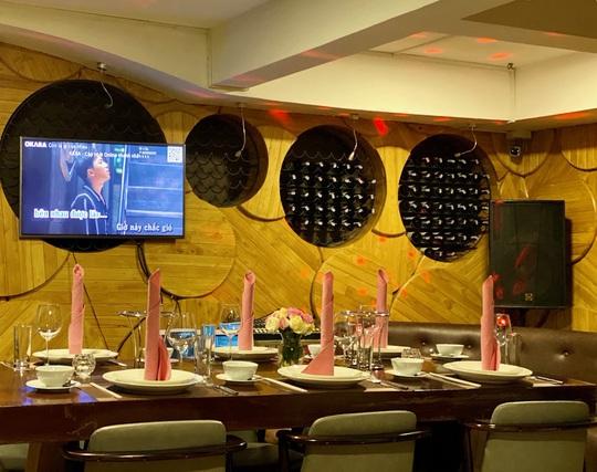 Nhà hàng Baltic thu hút thực khách sau mùa dịch Covid 19 - Ảnh 5.