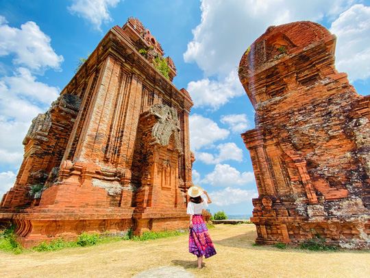 Sống ảo ở những điểm lạ mà quen khi vi vu Phú Yên, Quy Nhơn - Ảnh 12.