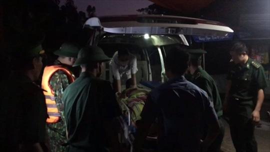 Một ngư dân ở Quảng Nam tử vong do điện giật - Ảnh 1.