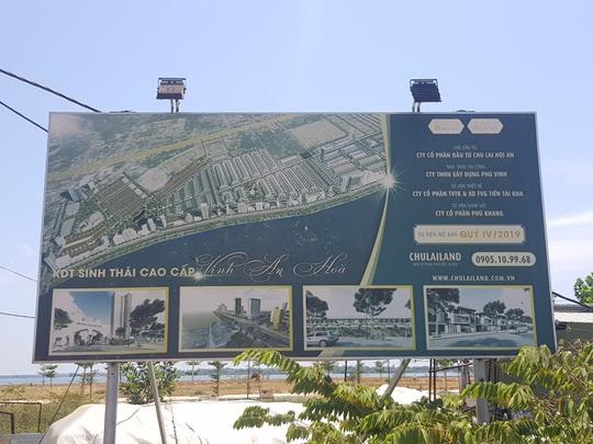 Quảng Nam: Người dân phản ứng dự án lấp vịnh An Hòa - Ảnh 7.