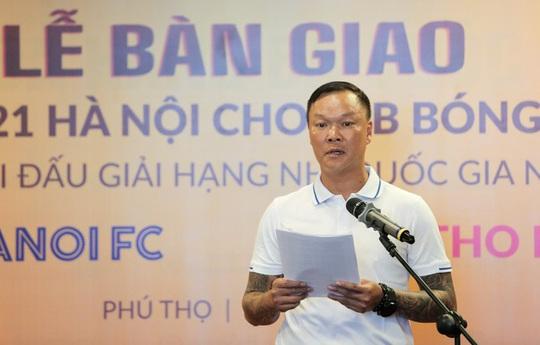Bầu Hiển góp lực cho CLB đang chơi bóng ở Giải hạng Nhì quốc gia - Ảnh 2.