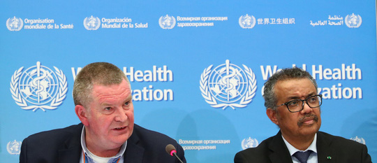 Nhiều thách thức chờ hội nghị của WHO - Ảnh 1.