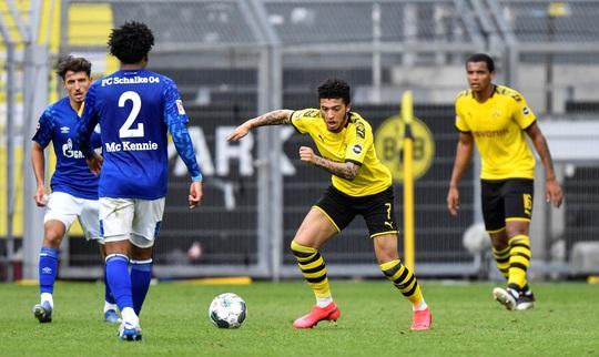 Sát thủ Haaland rực sáng, Dortmund đại thắng derby Bundesliga - Ảnh 8.