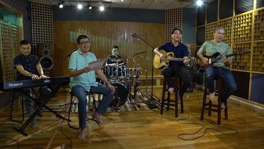 Ban nhạc nhạc sĩ U50 - Ảnh 1.