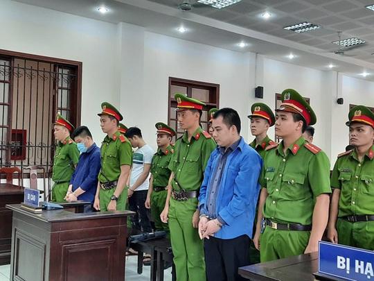 Giang hồ Giang 36 lãnh 4 năm tù - Ảnh 1.